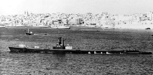 Okręt podwodny Ghazi (wcześniej USS Diablo). / Zdjęcie: Courtesy: NavSource