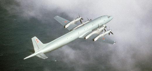 Ił-38 samolot do wykrywania i zwalczania okrętów podwodnych. / Zdjęcie: pl.wikipedia.org