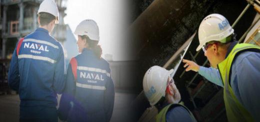 Naval Group i ASC nawiązały współpracę, aby pozyskać nowych inżynierów dla australijskich okrętów podwodnych. / Zdjęcie: NAVAL GROUP AUSTRALIA