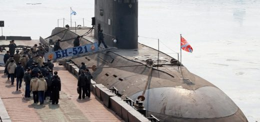 Okręty podwodne projektu 636 Warszawianka o napędzie spalinowo-elektrycznym. / Zdjęcie: Vitaliy Ankov RIA Novosti SS BY SA Wikipedia