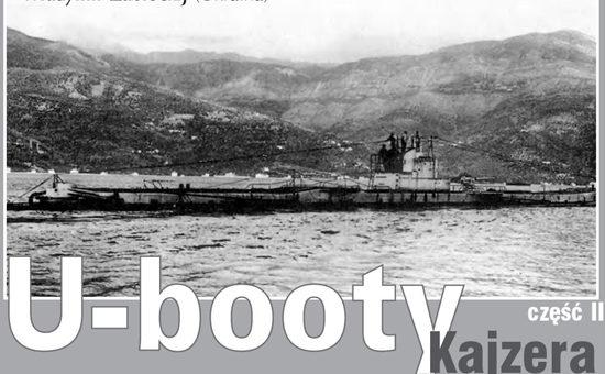 Niemiecki okręt podwodny U 38 u wybrzeży Bosforu. / Zdjęcie: zbiory Anatol Taras