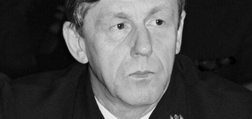 Kontradmirał dr Zbigniew Badeński. / Zdjęcie: wojsko-polskie.pl