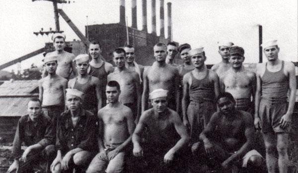 Załoga USS Grenadier. / Zdjęcie: http://www.oneternalpatrol.com