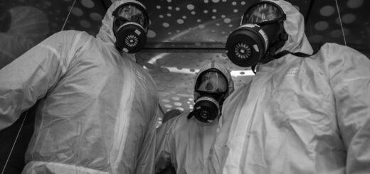 Chemicy 3. FO w walce z COVID-19 - 3.FO. / Zdjęcie: bsmt Michał Pietrzak/3.FO