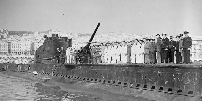 Okręt podwodny Casabianca (Q183)
