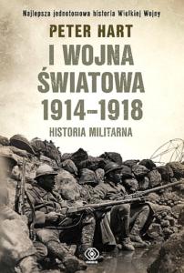 Book Cover: I wojna światowa 1914-1918. Historia militarna