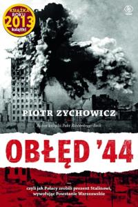 Book Cover: Obłęd '44