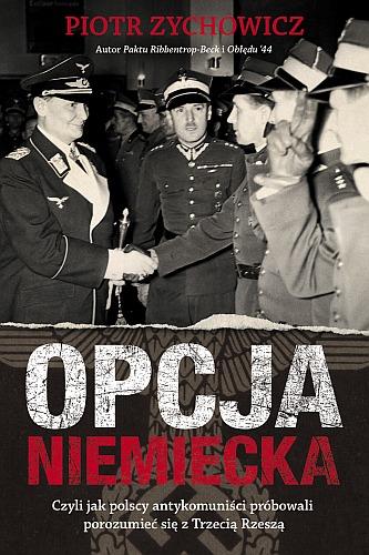 Book Cover: Opcja niemiecka
