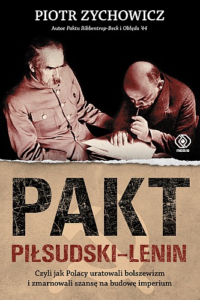 Book Cover: Pakt Piłsudski-Lenin