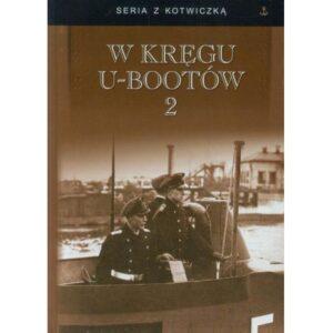 Book Cover: W kręgu U-Bootów 2