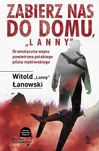 "Book Cover: Zabierz nas do domu, ""Lanny"""