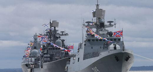 Rosyjska Flota Bałtycka. / Zdjęcie: www.mil.ru