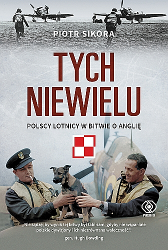 Book Cover: Tych niewielu. Polscy lotnicy w bitwie o Anglię