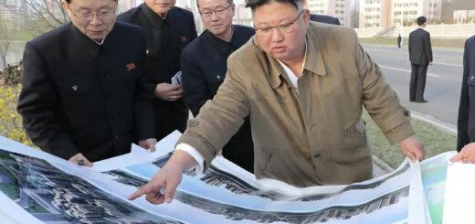 Zdjęcie: KCNA via KNS /Associated Press /East News