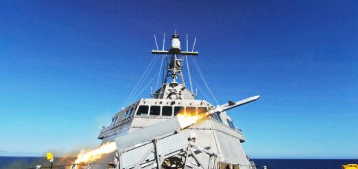 USS Gabrielle Giffords. / Zdjęcie: US Navy