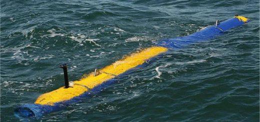 Knifefish to bezzałogowy pojazd podwodny (UUV) do zwalczania min przeciwminowych (MCM), przeznaczony do użycia z Littoral Combat Ship (LCS). / Zdjęcie: General Dynamics Mission Systems