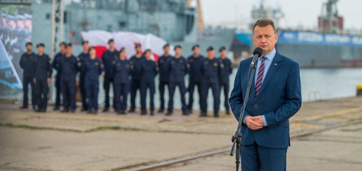 Zdjęcie: bsmt Michał Pietrzak/3. FO
