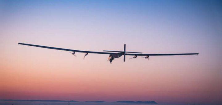 Skydweller podczas lotu testowego. / Zdjęcie: Provided by Spider's Web