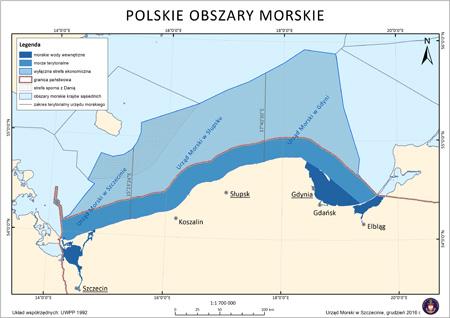 Źródło: Urząd Morski w Szczecinie